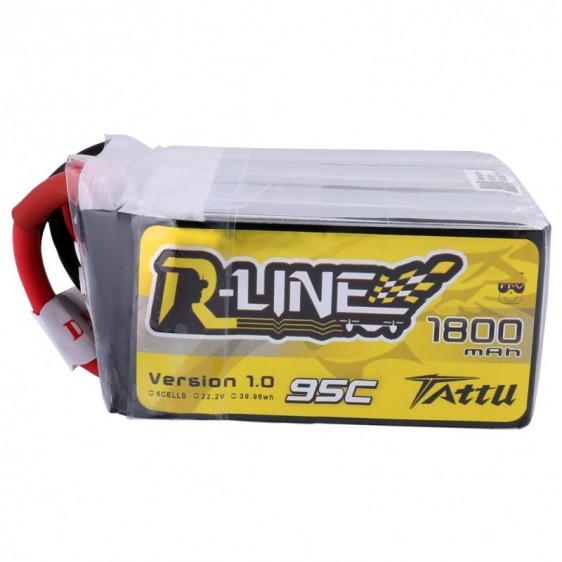 batterie-lipo-tattu-r-line-6s-1800mah-95c
