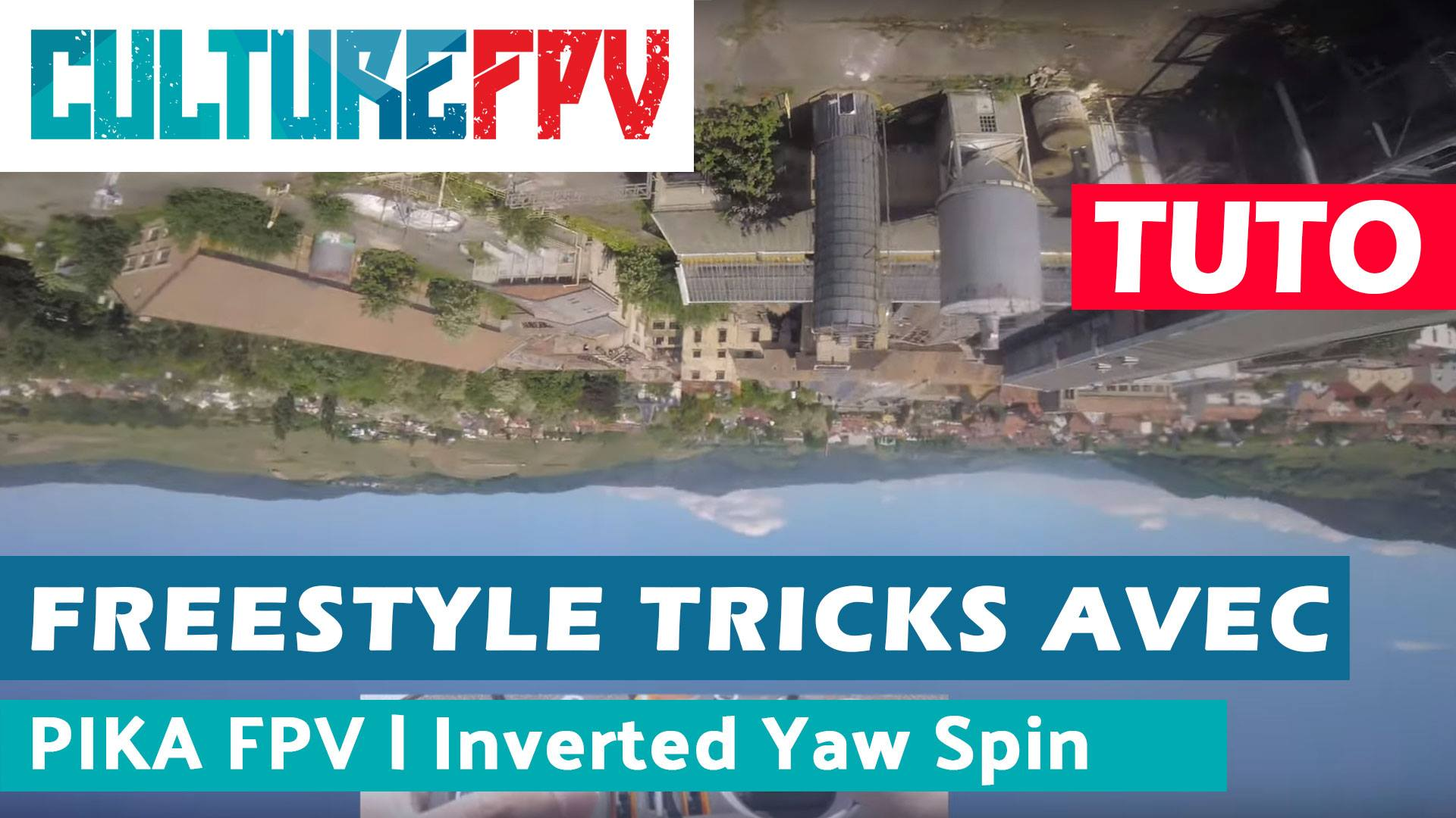inverted Yaw Spin
