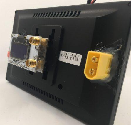 récepteur vidéo ou VRX