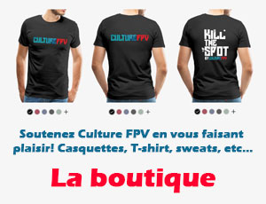 Boutique de vêtements Culture FPV