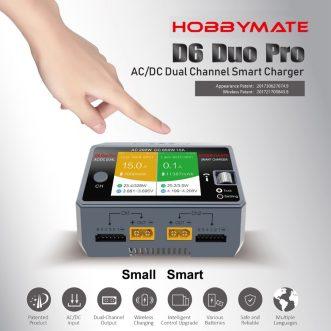 Hobbymate D6 Duo pro