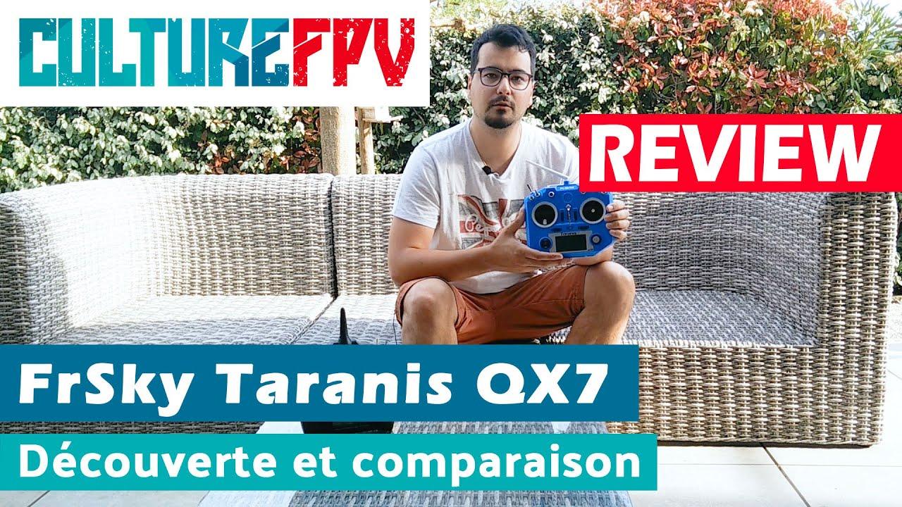 Taranis QX7