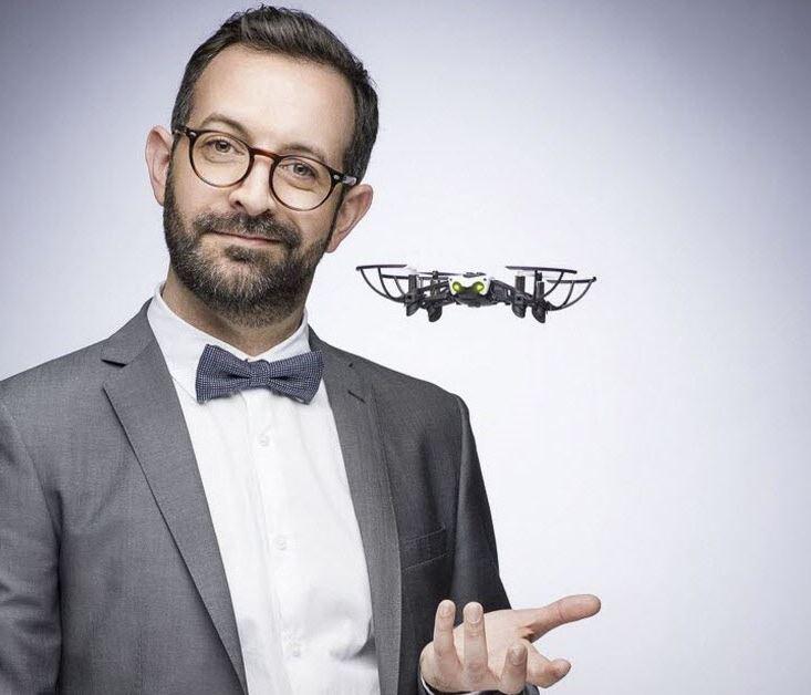 Réglage de drone