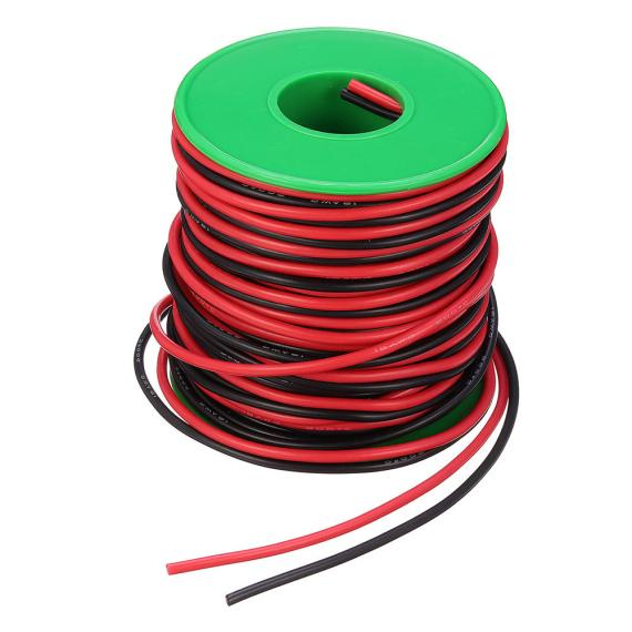 cable silicone puissance