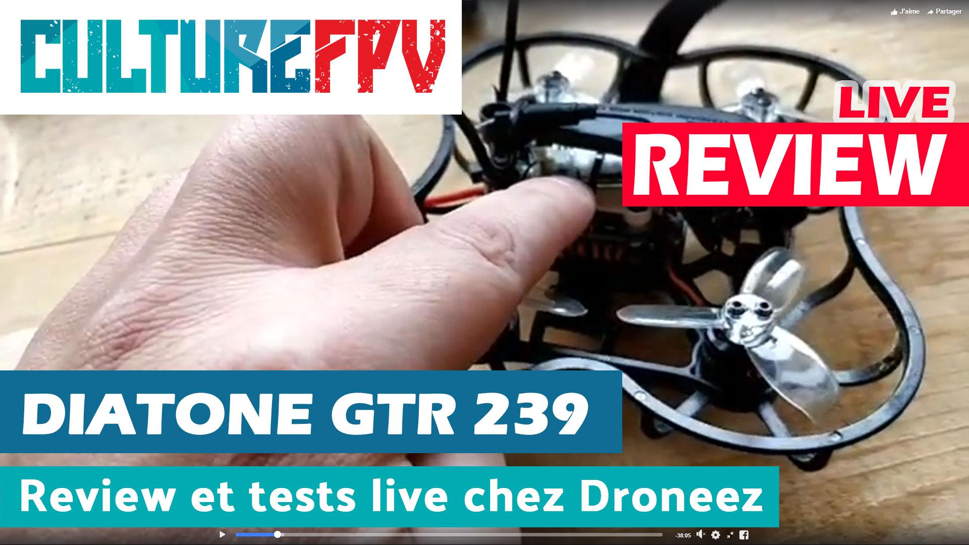 Diatone GTR 239