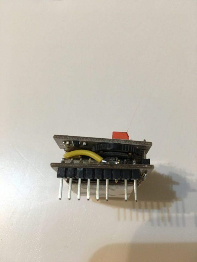 Eachine Pro58 OSD Mod8