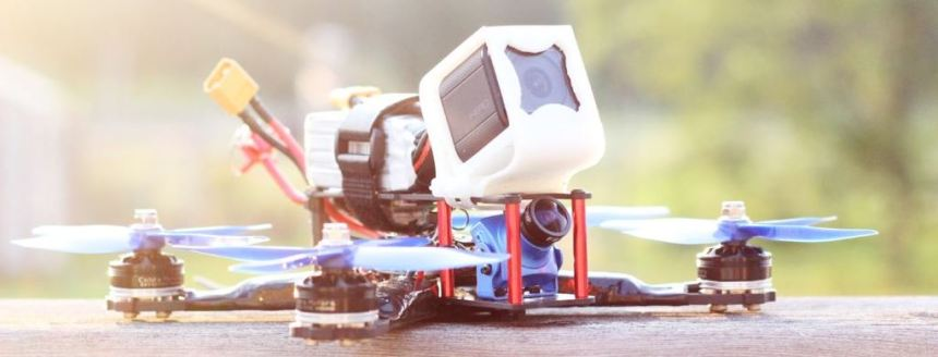 Ligue Française de drone freestyle