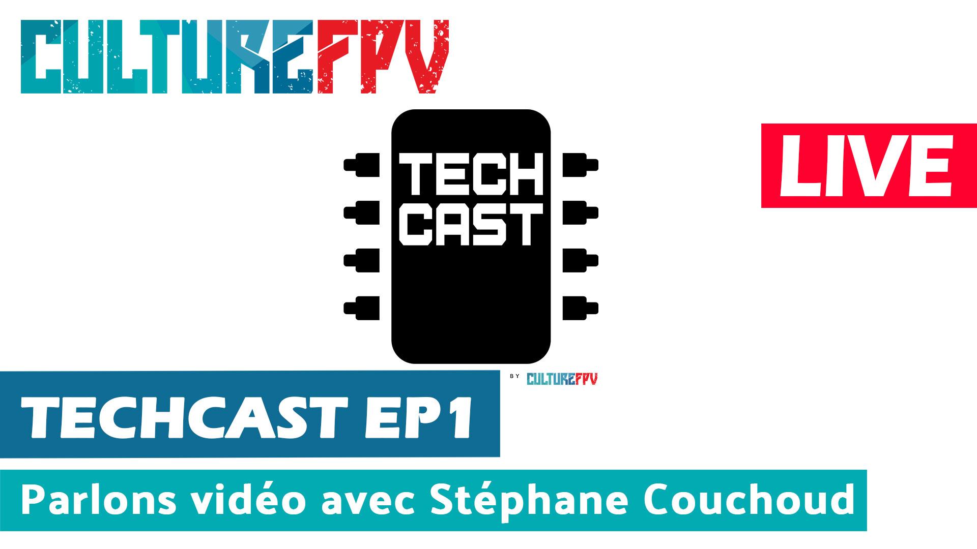 Techcast EP1