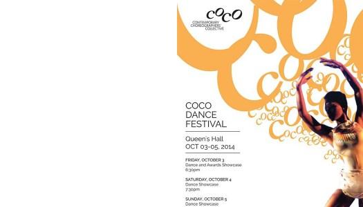 OCT. 3-5/ COCO DANCE FESTIVAL