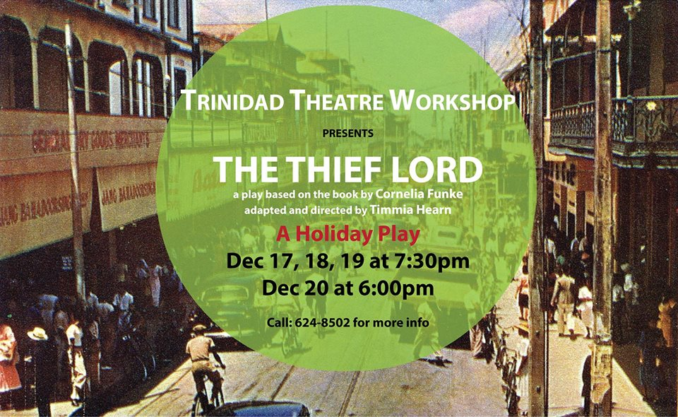 The Thief Lord: A Holiday Play