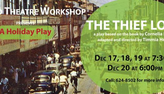 DEC. 17-20/ The Thief Lord: A Holiday Play