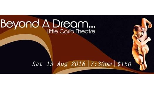 AUG. 13/ BEYOND A DREAM
