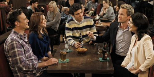 how i met your mother - maclaren's pub