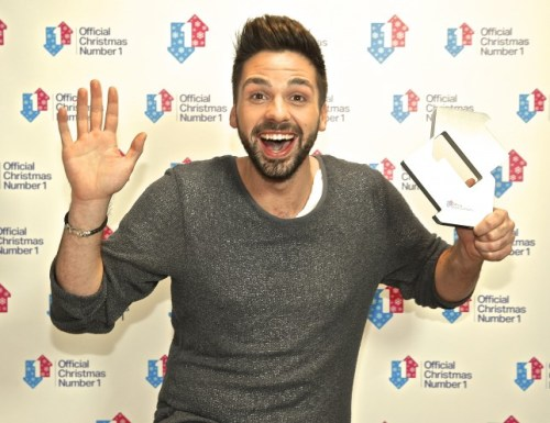 Haenow Christmas Number One