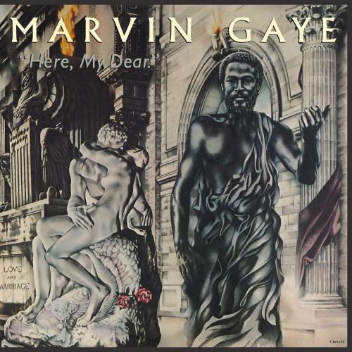 here my dear - marvin gaye