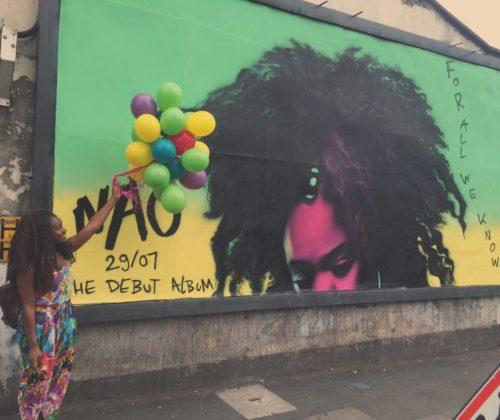 Nao Billboard