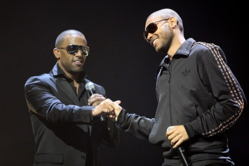 Kano and Craig David