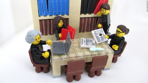 Lego Politics