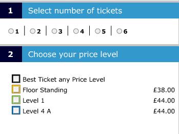 craig david tickets