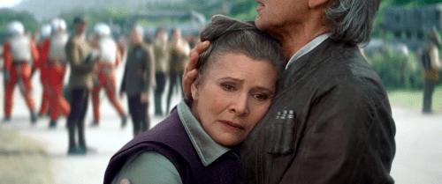 General Leia Organa - Han Solo