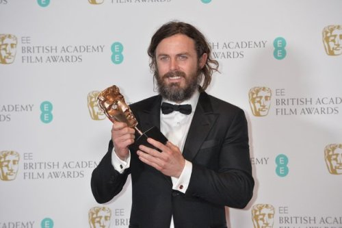 casey affleck - BAFTA