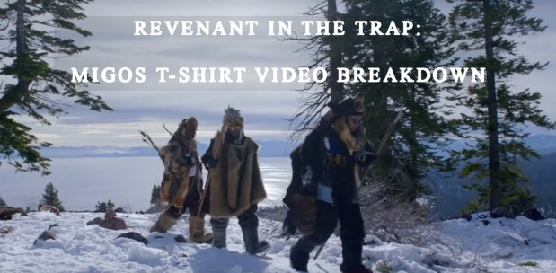 Revenant in the Trap - Migos T-Shirt Video Breakdown