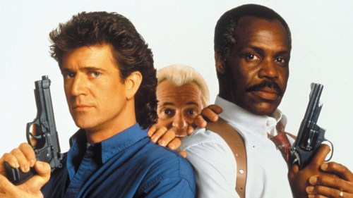Riggs and Murtaugh - leo getz - lethal weapon 3