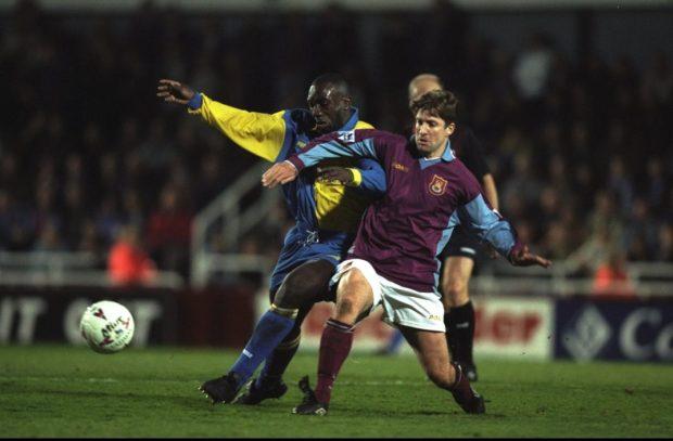 west ham united vs leeds united 1998