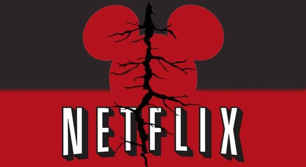 Disney Netflix split