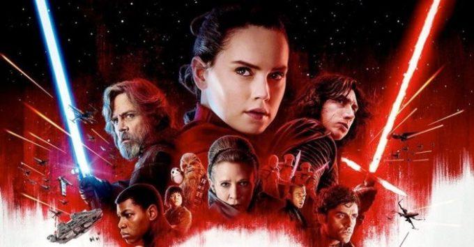Star Wars Last Jedi characters