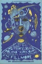 Butterfield blues band ,filmore auditorium san francisco 1967,by Bonnie Mac Lean