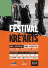 Festival Kré'Arts samedi 23 et dimanche 24 octobre 2021 à Saint André