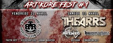 Art'kore Fest #1