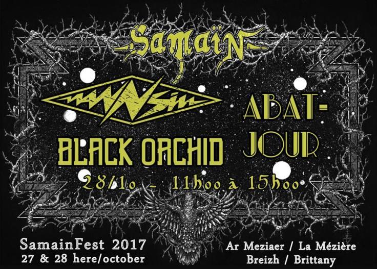 Samain Fest 2017 off