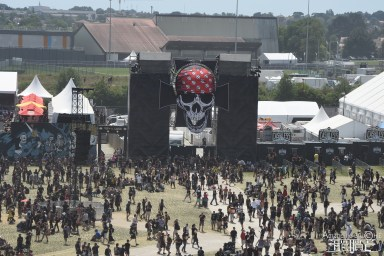 Hellfest by day84