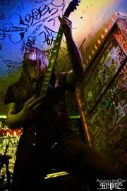 Mercyless @ Bar'hic- Ankou Prod302