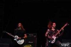 Skeletonwitch @Metal Days5