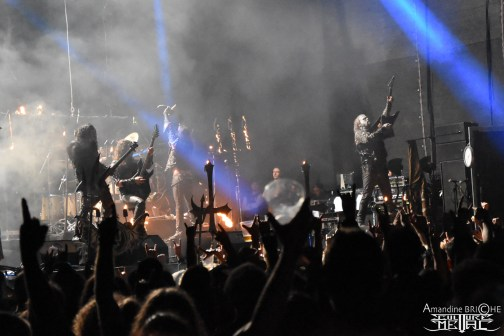 Watain @ Metal Days75
