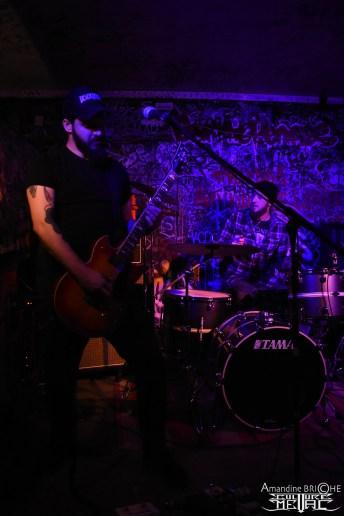 Black Horns @ Bar'hic77