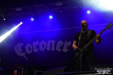 Coroner @ Metal Days48