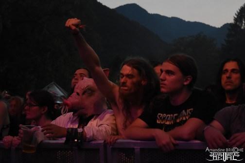 Coroner @ Metal Days81