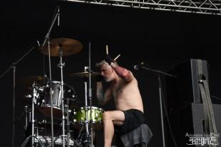 Mantar @ Metal Days12