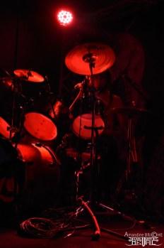 blackwyvern - horns up @scène michelet12