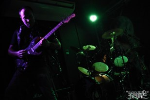 blackwyvern - horns up @scène michelet18