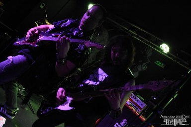 blackwyvern - horns up @scène michelet51