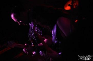 blackwyvern - horns up @scène michelet93