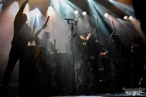 Les Tambours du Bronx @ l'Etage124