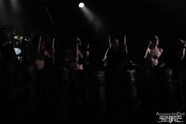 Les Tambours du Bronx @ l'Etage153