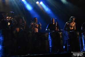 Les Tambours du Bronx @ l'Etage154
