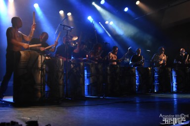 Les Tambours du Bronx @ l'Etage158